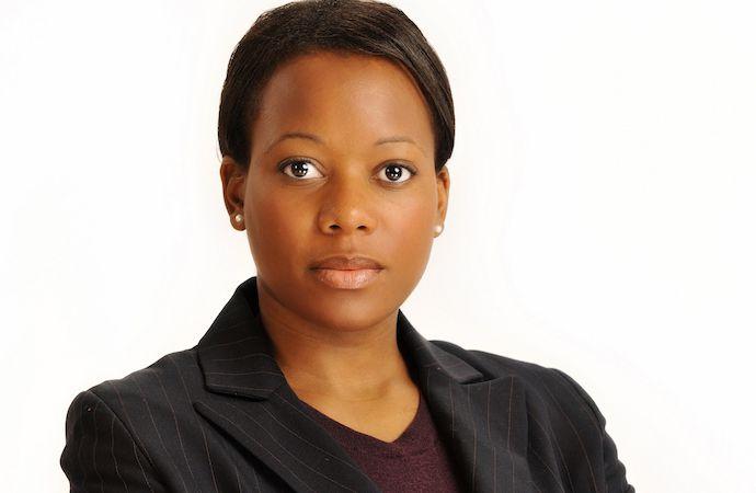 Actuary Marjorie Ngwenya