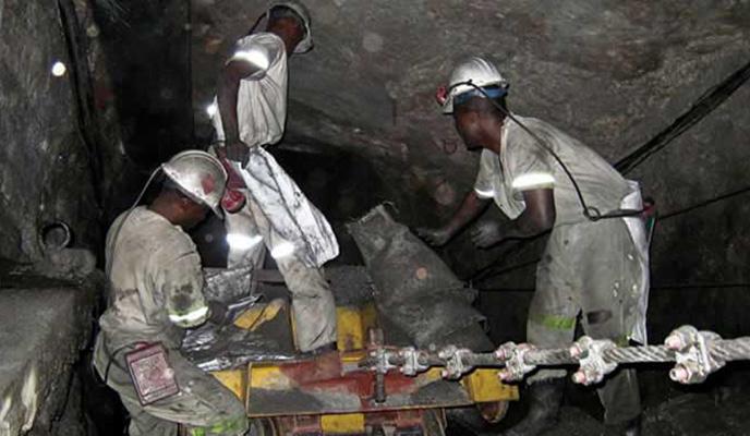 Caledonia Mining's Blanket mine