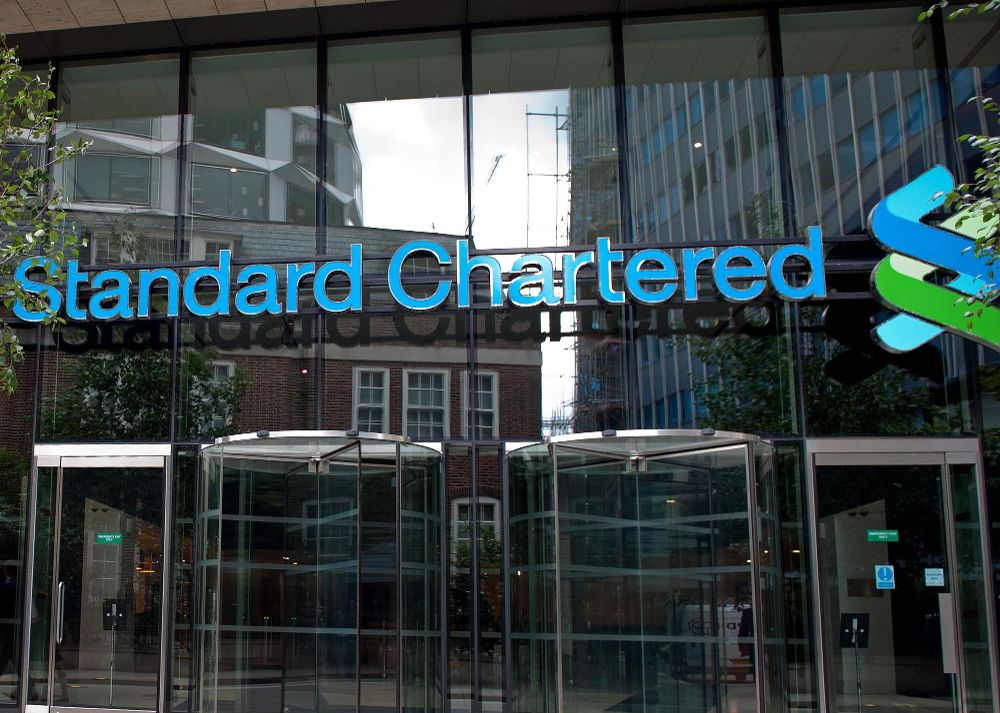 Britain's Standard Chartered Bank Bails Out Zimbabwe Government