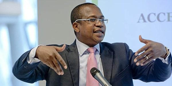 Prof Mthuli Ncube