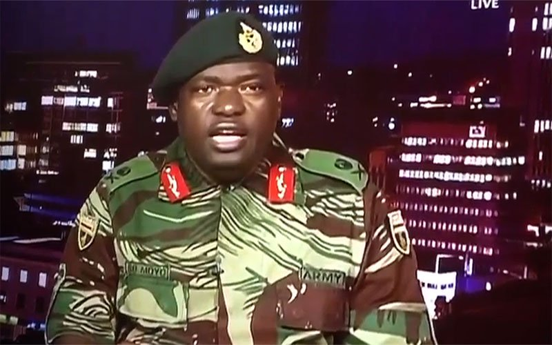 Health emergency ... Foreign Minister Sibusiso Moyo is battling renal complications and will miss UN trip