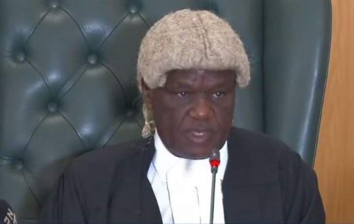 Chief Justice Malaba's term extended by 5 years