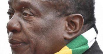 Globe trotter ... President Emmerson Mnangagwa left Angola on Saturday