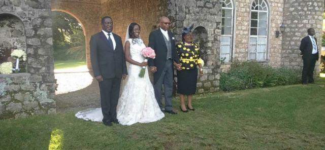 President Emmerson Mnangagwa's son-in-law, Gerald Mlotshwa