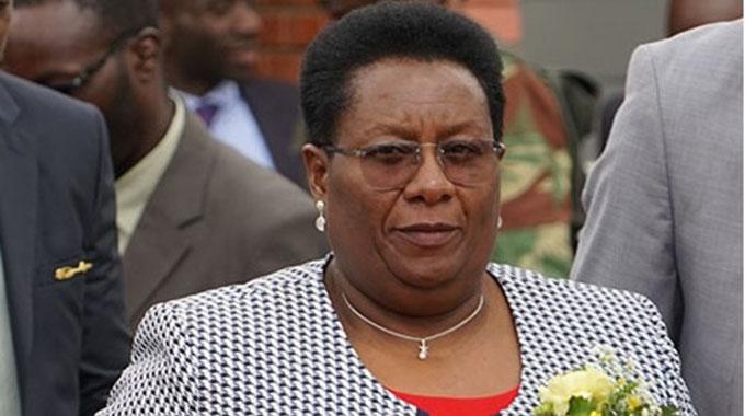 ZACC chair Justice Loyce Matanda-Moyo