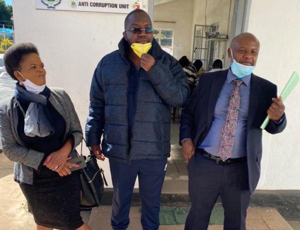 Chamisa's Lawyer Thabani Mpofu Remanded In Custody For Perjury