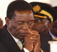Mnangagwa accused Chiwenga of plotting against him in meeting as economy tension grows