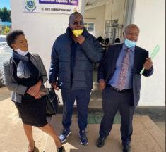 Chamisa's lawyer Thabani Mpofu Arrested