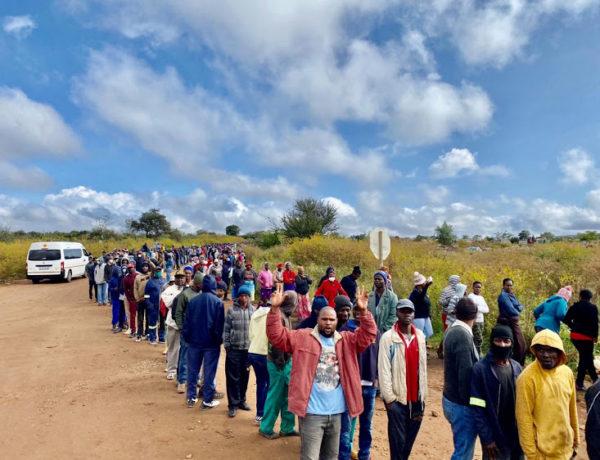 1 000 Zimbabweans in need of food aid in Johannesburg