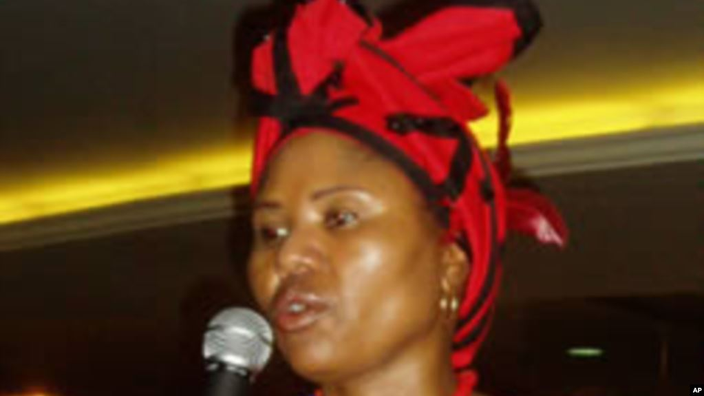 Lindiwe Zulu, African National Congress of South Africa