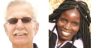 Borrowdale couple Gus Startas (73) and Eleta Startas nee Mupfumisa (48)