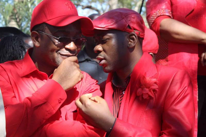 Chamisa-Mwonzora
