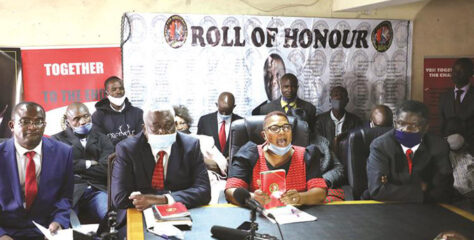 Khupe Rebrands MDC-T Party To MDC Alliance