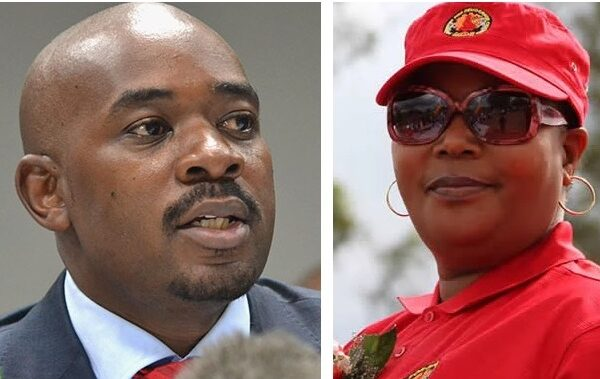 Chamisa, Khupe in reunification talks