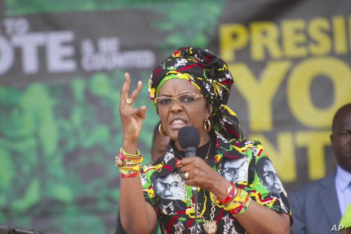 Zimbabwe First Lady