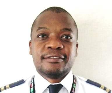 Air-Zimbabwe-pilot-Kevin-Chituku