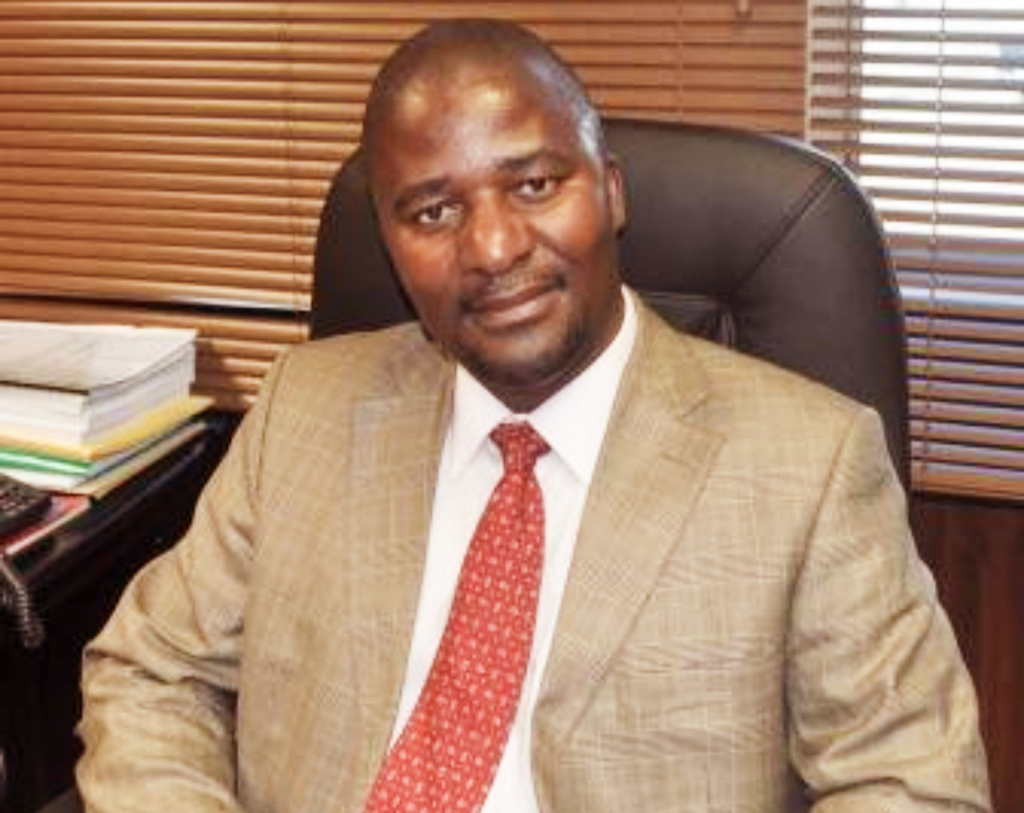 Head-of-South-Africas-Mpumalanga-human-settlements-department-Kebone-Masange.
