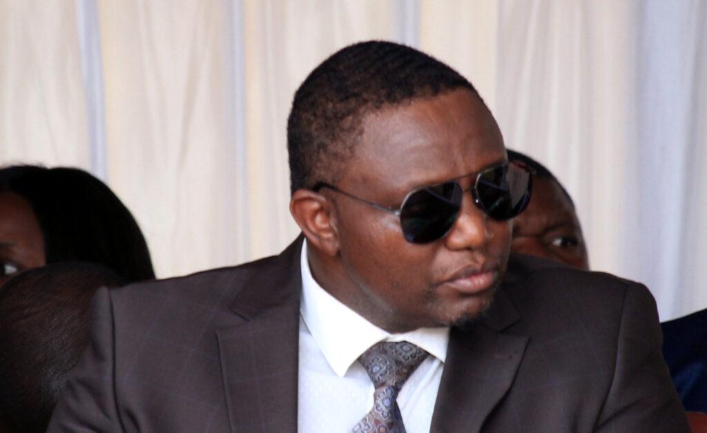 Home Affairs minister Kazembe Kazembe
