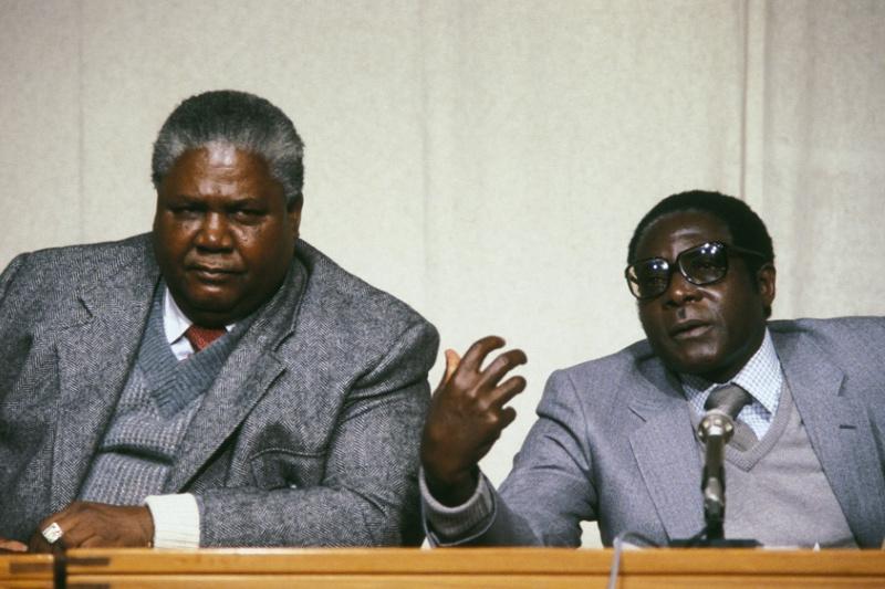 Joshua-Nkomo-Mugabe