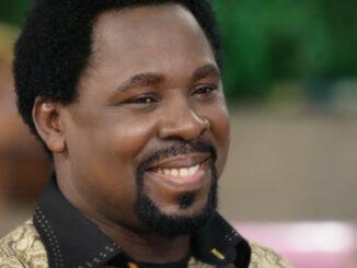 Pastor Temitope Balogun Joshua
