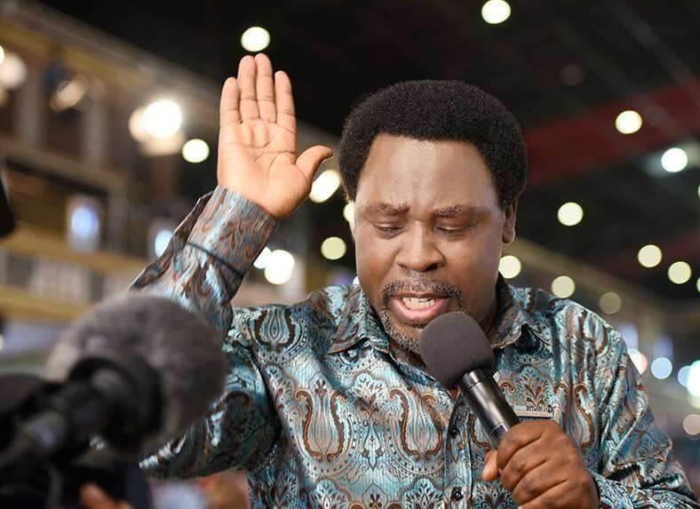 Prophet T.B Joshua gives date Coronavirus will end | Gistlover
