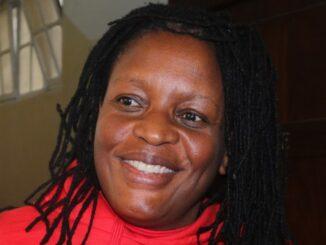 Ambassador Priscilla Misihairabwi-Mushonga
